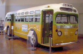 Montgomery Bus 1955