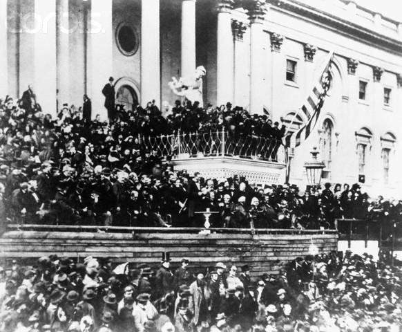 Lincoln's Inauguration