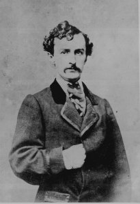 John Wilkes Booth, the man who shot President Lincoln