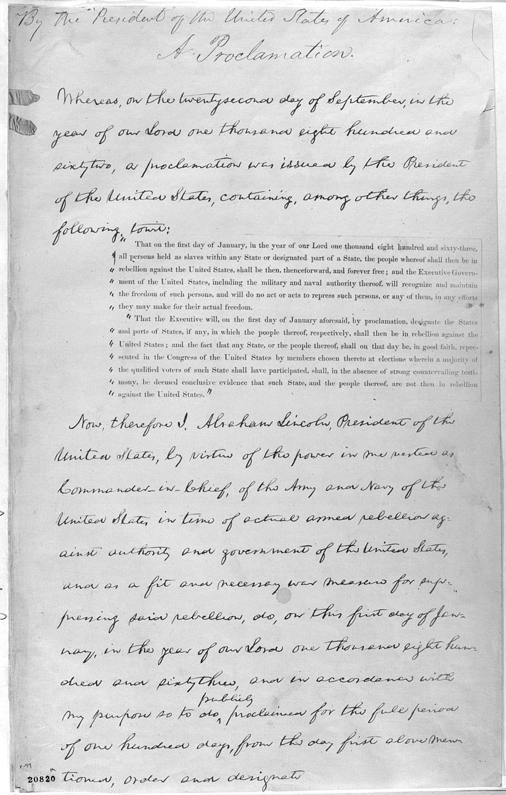 emancipation proclamation essays A union soldier reads the emancipation proclamation to newly freed slaves after lincoln signed the proclamation, celebrations took place throughout the country.