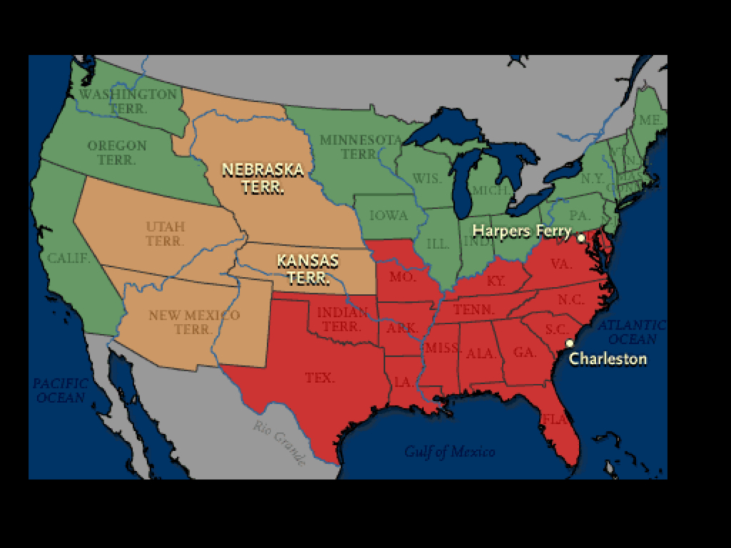 emancipation proclamation as a tipping point The election of an anti-slavery, anti-mexican-american war republican was the tipping point for southern slave states by the time lincoln was inaugurated as the 16th.