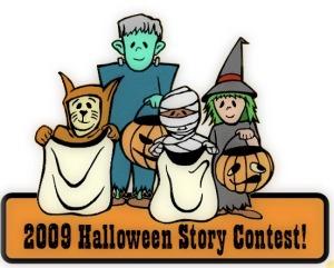 halloween story contest
