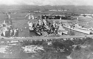 PEARL HARBOR 1938