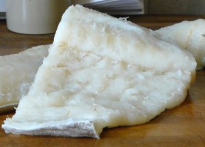 salt cod steaks